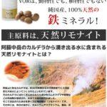 VOR鉄 14粒入(7日間用)/60粒入(お徳用)