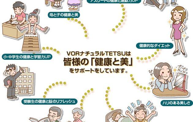 万能ミネラル食品(VOR鉄)